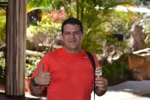 Caravan Costa Rica tour guide Paul Valverde